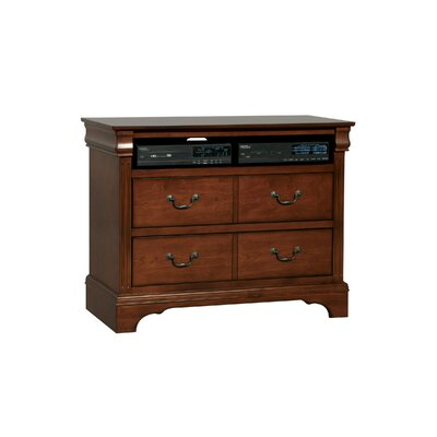 Darby Home Co Riegel 4 Drawer Media Dresser