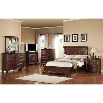 Darby Home Co Orland Platform Customizable Bedroom Set