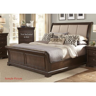 Darby Home Co Greenacre Sleigh Customizable Bedroom Set