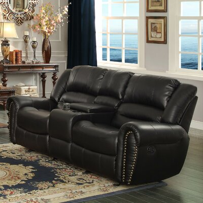 Darby Home Co Caffey Power Reclining Loveseat