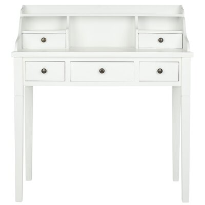 Darby Home Co Terry Secretary Desk