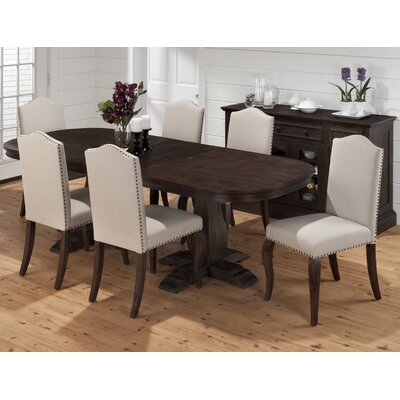 Darby Home Co Cayuga Extendable Dining Table