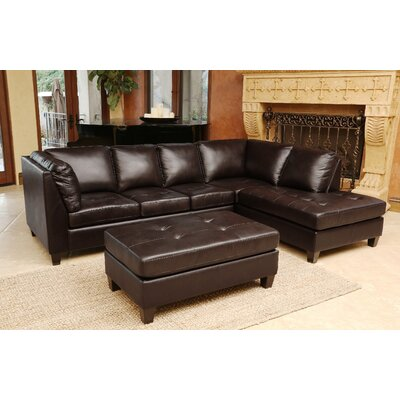 Darby Home Co Casares Sectional