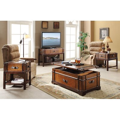 Darby Home Co Colby Lane Coffee Table Set