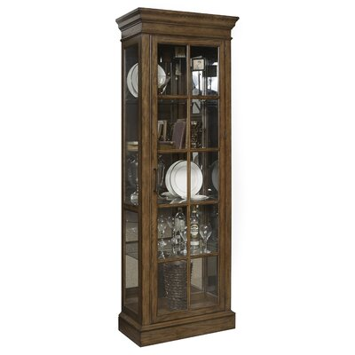 Darby Home Co Hosking Curio Cabinet