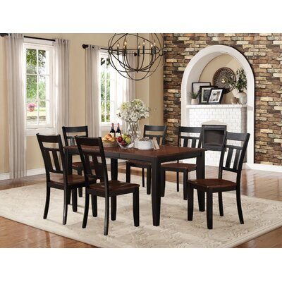 Andover Mills 7 Piece Dining Set