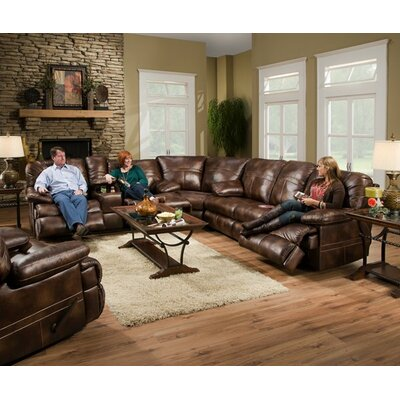 Darby Home Co Obryan Sleeper Sectional