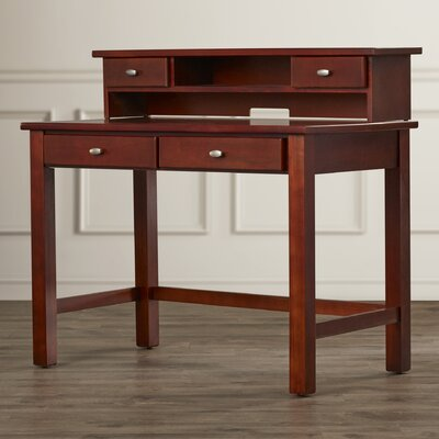 Darby Home Co Harshaw Writing Desk and Hu..