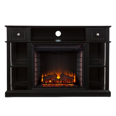 Darby Home Co Allsop TV Stand with Electric Fireplace