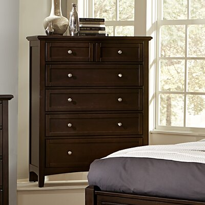 Darby Home Co Gastelum 5 Drawer Chest