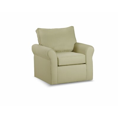 Darby Home Co Adelina Swivel Arm Chair
