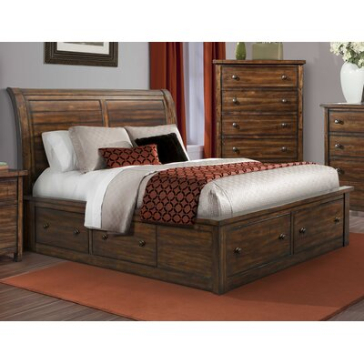 Darby Home Co Platform Bed