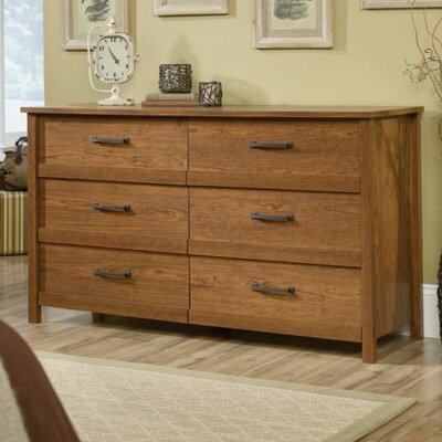 Loon Peak Sunlight Spire 6 Drawer Dresser