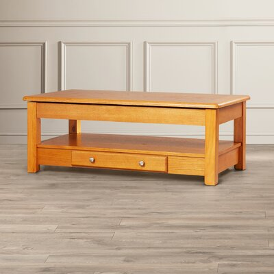 Darby Home Co Burleson Coffee Table wi..