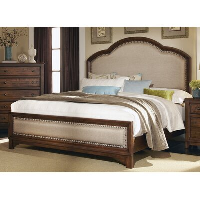 Darby Home Co Murdock Upholstered Panel Bed