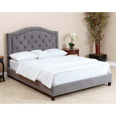 Darby Home Co Stolle Queen Upholstered Platform Bed