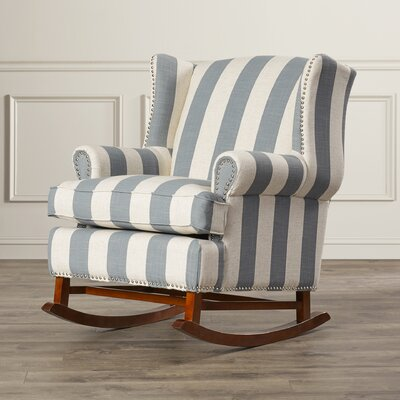 Darby Home Co Birkett Rocking Chair