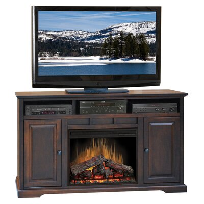 Darby Home Co Legrand TV Stand with Electric Fireplace