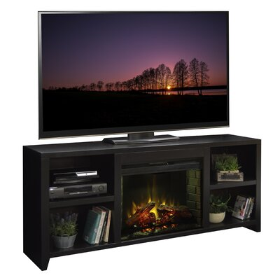 Darby Home Co Garretson TV Stand with Electric Fireplace
