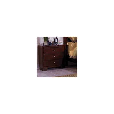 Darby Home Co Sumner 3 Drawers Nightstand