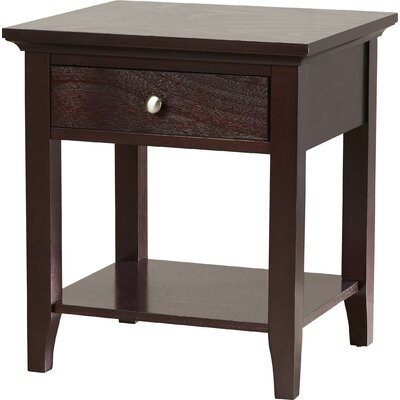 Darby Home Co Quinones End Table