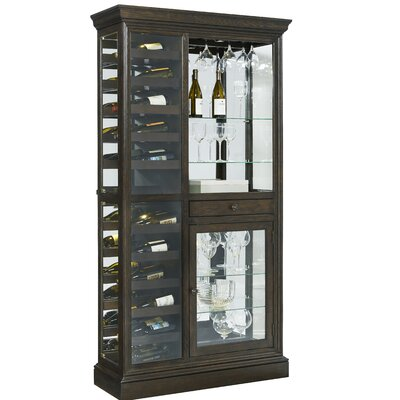 Darby Home Co Gabbard Floor Wine Cabinet