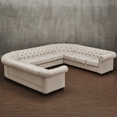 Darby Home Co Kaminsky Sectional