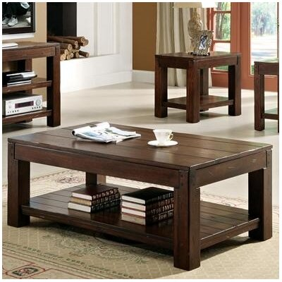 Darby Home Co Oconnor Rectangular Coffee ..