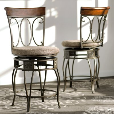 Darby Home Co Wilsonville Swivel Bar Stool