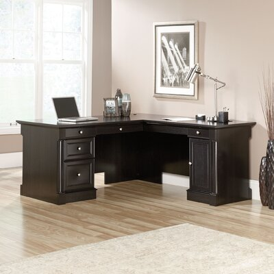Darby Home Co Hennepin Executive Desk Image