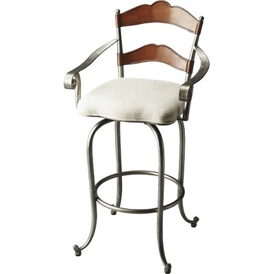 Darby Home Co Brouwer Bar Stool