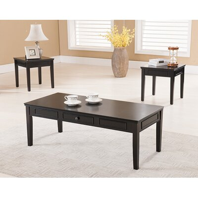 Darby Home Co Lisbon 3 Piece Coffee Ta..