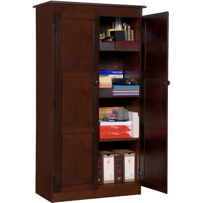 Darby Home Co Fellers 2 Door Storage Cabinet