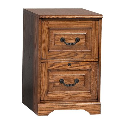 Darby Home Co Southview 2-Drawer File