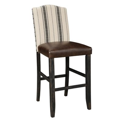 Darby Home Co Carbondale Bar Stool (Set of 2)