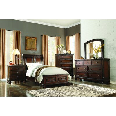 Darby Home Co Kirchner Storage Panel Bed