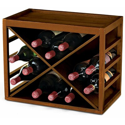 Darby Home Co Leopold 12 Bottle Wine Rack