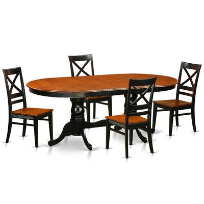Darby Home Co Germantown 5 Piece Dining Set