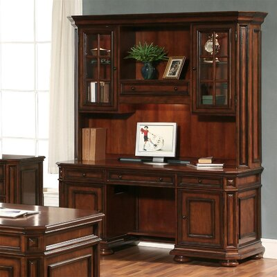 Darby Home Co Sidell Executive Credenza w..