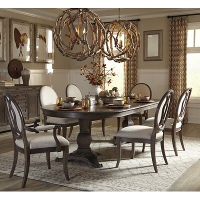 Darby Home Co Pond Brook 7 Piece Dining Set Image