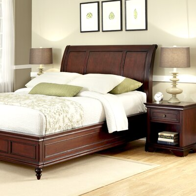 Darby Home Co Linthicum Platform 2 Piece Bedroom Set
