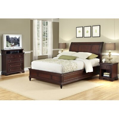 Darby Home Co Linthicum Platform 3 Piece Bedroom Set