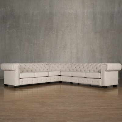 Darby Home Co Edgerton Sectional