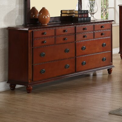 Darby Home Co Daley 12 Drawer Dresser