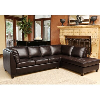 Darby Home Co Casares Right Hand Facing Sectional
