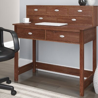 Darby Home Co Elfrieda Executive Desk
