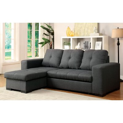 Darby Home Co Lyle Sleeper Sectional