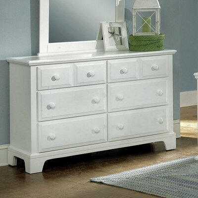 Darby Home Co Cedar Drive 6 Drawer Dresser