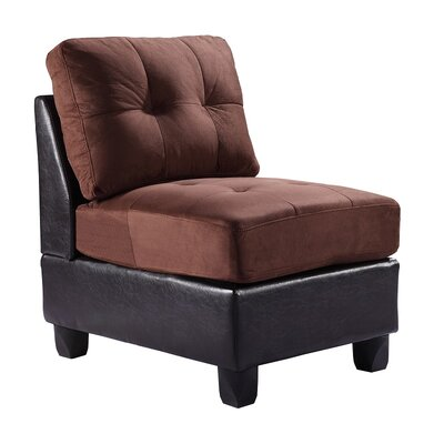 Darby Home Co Oregon Armless Chair