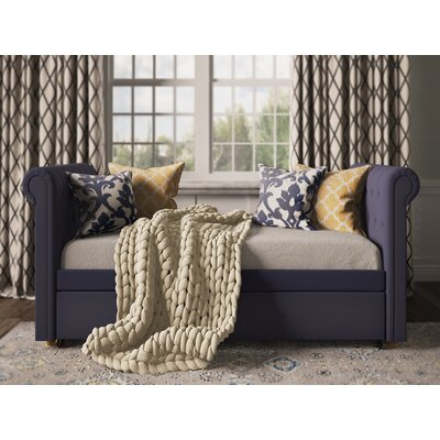 Darby Home Co Sipple Daybed with Trundle